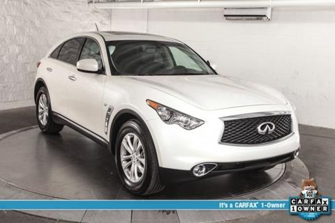2017 Infiniti QX70 for sale in Austin, TX