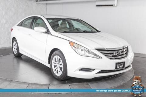 2011 Hyundai Sonata for sale in Austin, TX