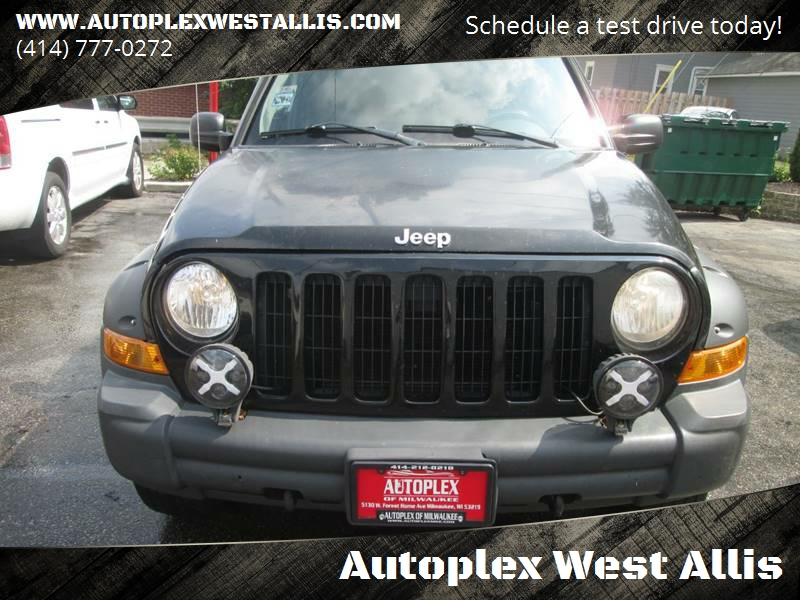 2005 Jeep Liberty For Sale At Autoplex West Allis In West Allis WI