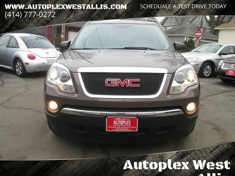 2012 GMC Acadia for sale in West Allis, WI