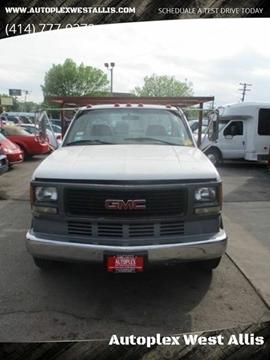1998 GMC Sierra 3500 for sale in West Allis, WI