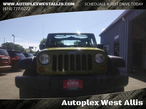 2007 Jeep Wrangler for sale in West Allis, WI