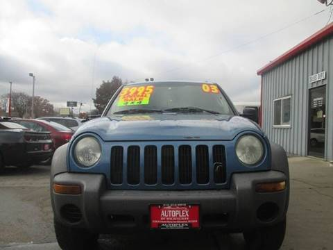 2003 Jeep Liberty for sale in West Allis, WI