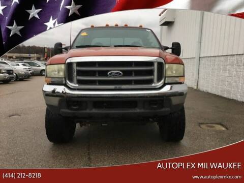 2000 Ford F-250 Super Duty for sale at Autoplex 2 in Milwaukee WI