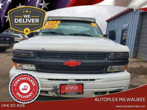 2001 Chevrolet Silverado 1500 for sale at Autoplex 2 in Milwaukee WI