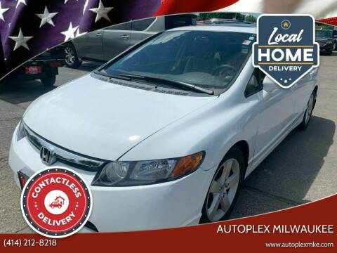 2006 Honda Civic for sale at Autoplex 2 in Milwaukee WI
