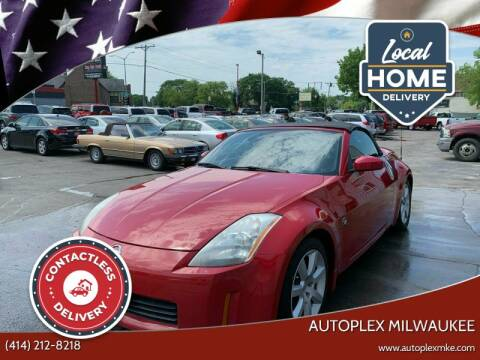 2004 Nissan 350Z for sale at Autoplex 2 in Milwaukee WI