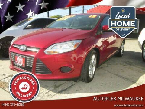 2013 Ford Focus for sale at Autoplex 2 in Milwaukee WI