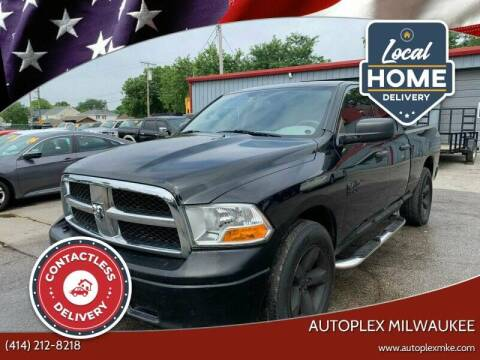 2010 Dodge Ram Pickup 1500 for sale at Autoplex 2 in Milwaukee WI