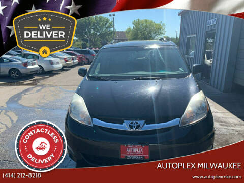 2009 Toyota Sienna for sale at Autoplex 2 in Milwaukee WI