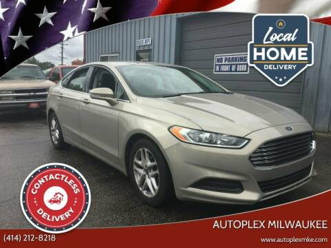 2015 Ford Fusion for sale at Autoplex 2 in Milwaukee WI