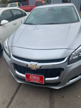2015 Chevrolet Malibu for sale at Autoplex 2 in Milwaukee WI