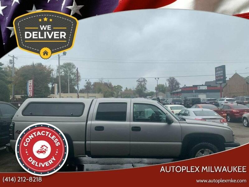 2005 Chevrolet Silverado 1500 for sale at Autoplex 2 in Milwaukee WI