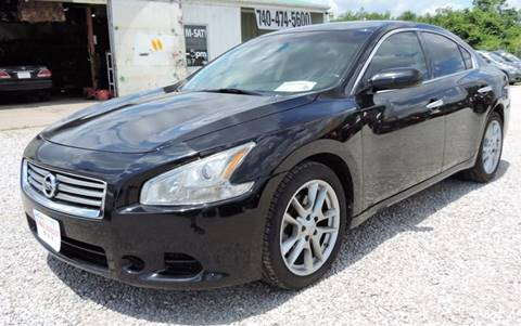 2012 Nissan Maxima for sale in Circleville, OH