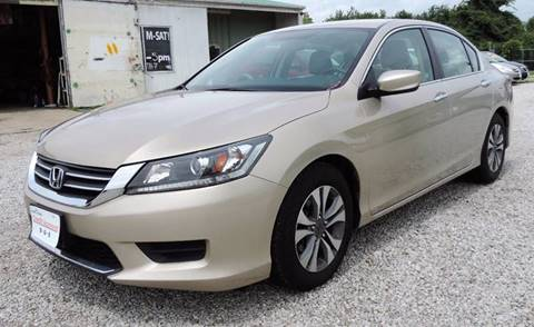 2014 Honda Accord for sale in Circleville, OH