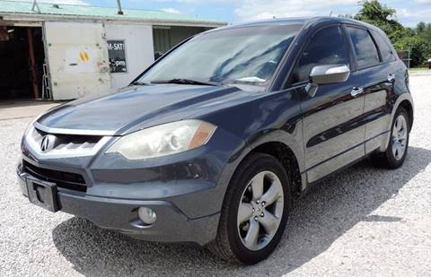 2007 Acura RDX for sale in Circleville, OH