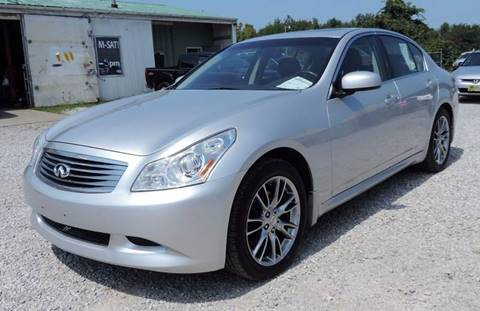 2008 Infiniti G35 for sale in Circleville, OH