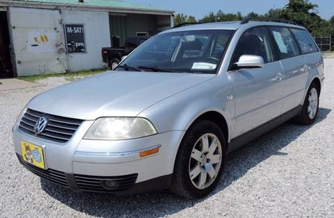 2002 Volkswagen Passat for sale in Circleville, OH