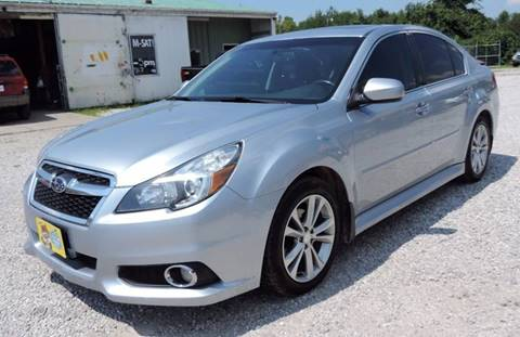 2013 Subaru Legacy for sale in Circleville, OH