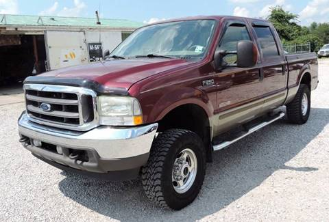 2004 Ford F-250 Super Duty for sale in Circleville, OH