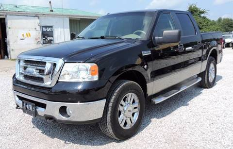 2008 Ford F-150 for sale in Circleville, OH