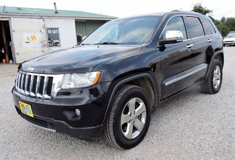 2012 Jeep Grand Cherokee for sale in Circleville, OH