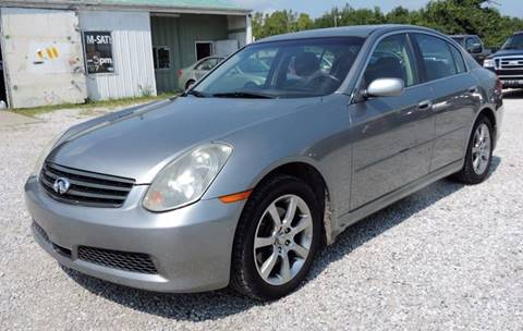 2006 Infiniti G35 for sale in Circleville, OH