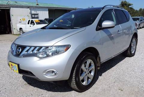 2010 Nissan Murano for sale in Circleville, OH