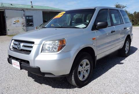 2007 Honda Pilot for sale in Circleville, OH