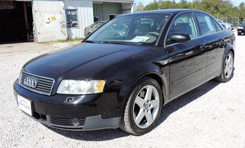 2003 Audi A4 for sale in Circleville, OH