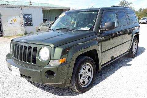 2008 Jeep Patriot for sale in Circleville, OH