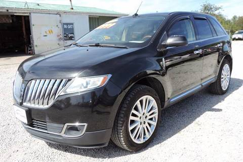 2011 Lincoln MKX for sale in Circleville, OH