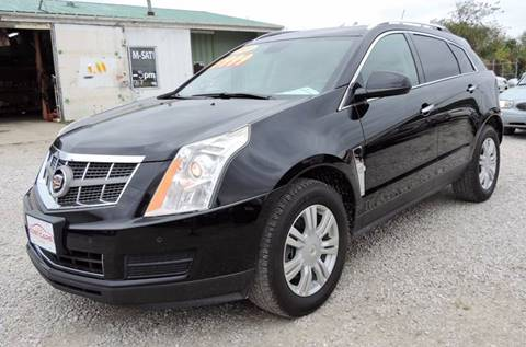 2010 Cadillac SRX for sale in Circleville, OH