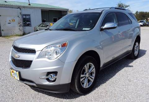 2013 Chevrolet Equinox for sale in Circleville, OH