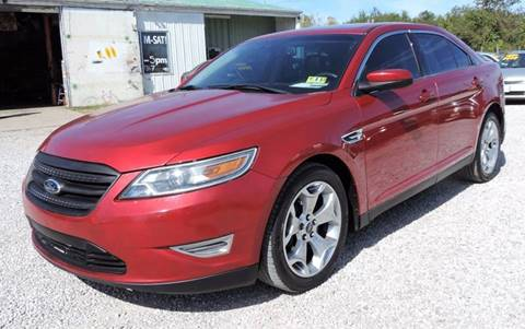 2011 Ford Taurus for sale in Circleville, OH