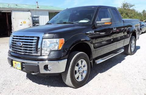 2010 Ford F-150 for sale in Circleville, OH