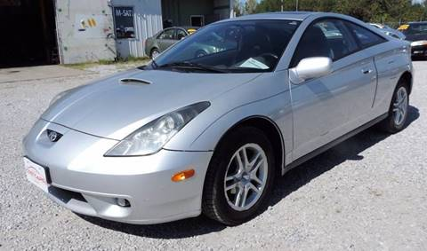 2000 Toyota Celica for sale in Circleville, OH
