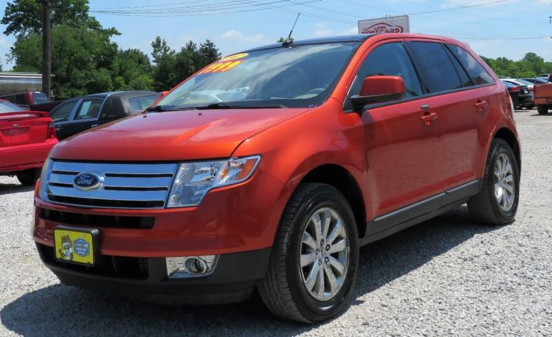 Ford Edge Awd Sel Plus Dr Crossover Circleville Oh