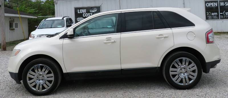2008 Ford Edge Awd Limited 4dr Crossover In Circleville Oh Low. Vehicle Options. Ford. 2008 Ford Edge Front Suspension Schematic At Scoala.co