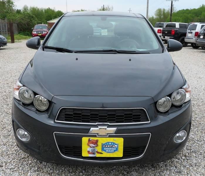 2015 Chevrolet Sonic LTZ Auto 4dr Hatchback In Circleville ...