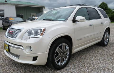 Low Cost Cars Circleville >> GMC Acadia For Sale in Circleville, OH - Low Cost Cars