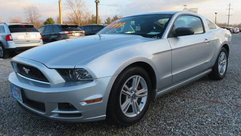 Low Cost Cars Circleville >> Used 2014 Ford Mustang For Sale in Ohio - Carsforsale.com®