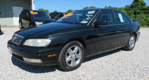 2001 Cadillac Catera for sale at Low Cost Cars in Circleville OH