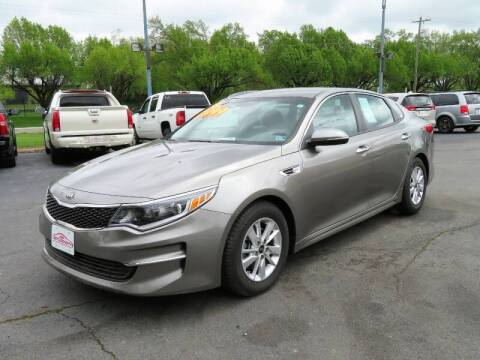 2018 Kia Optima for sale at Low Cost Cars in Circleville OH