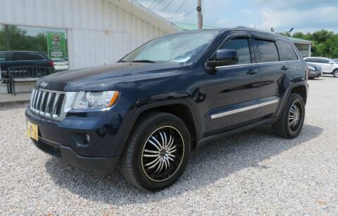 2012 Jeep Grand Cherokee for sale at Low Cost Cars in Circleville OH