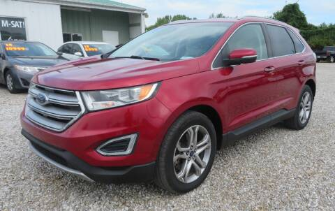 2015 Ford Edge for sale at Low Cost Cars in Circleville OH