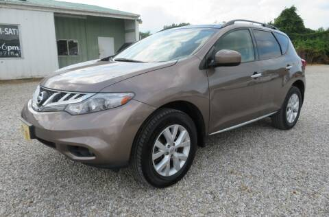 2013 Nissan Murano for sale at Low Cost Cars in Circleville OH