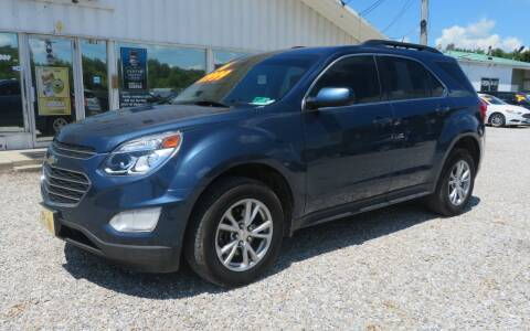 2016 Chevrolet Equinox for sale at Low Cost Cars in Circleville OH