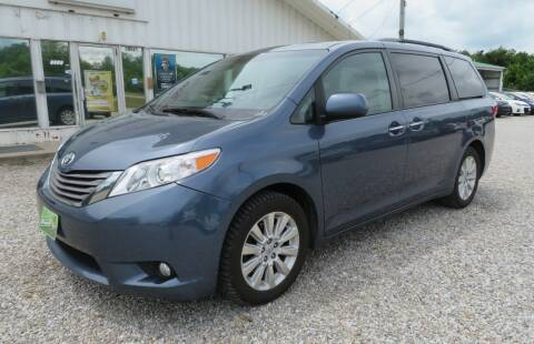 2015 Toyota Sienna for sale at Low Cost Cars in Circleville OH