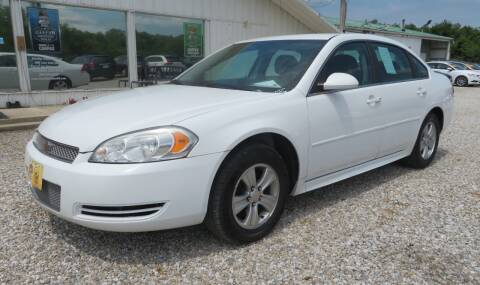 2013 Chevrolet Impala for sale at Low Cost Cars in Circleville OH
